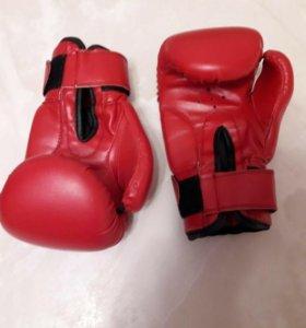 Перчатки для бокса 6 унц