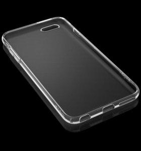Силиконовый чехол на iphone7plus