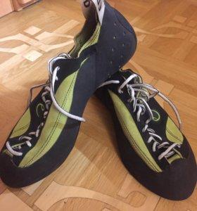 Скальники( Обувь для скалолазания) Edelrid новые
