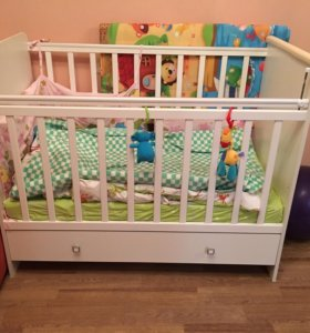 Кроватка детская Фея