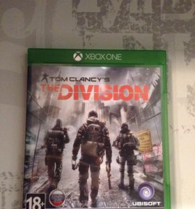 TOM CLANCY'S the DIVISION (для xbox one)