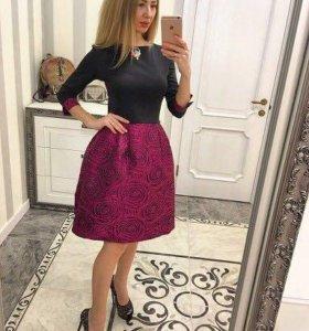Новое элегантное платье .