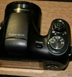 SONY Cyder shot DSC-H300