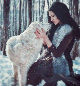 Щенки Мареммо абруцкой овчарки