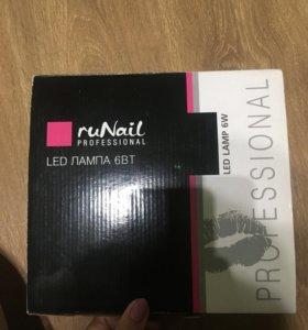 Сенсорная led lampa