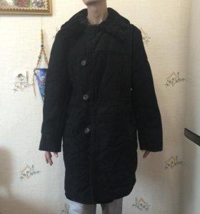 Пальто дубленка мужское новое