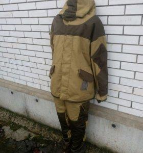 костюм охотника горка 5 водоотталкивающий