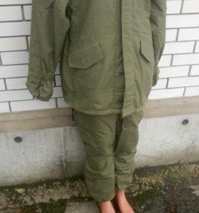 охотничий костюм горка 3 зимний
