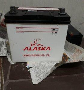 АКБ Японский. ALASKA
