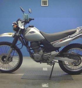 продаю мотоцикл honda sl 230 без пробега!