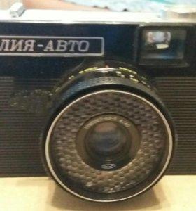 Фотоаппарат Вилия Авто.