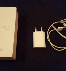 Кабель Lightning/USB (1м)+Адаптер питания