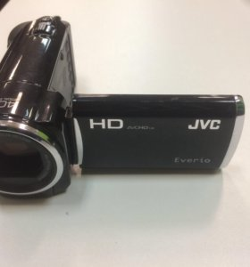 JVC GZ-HM30BE