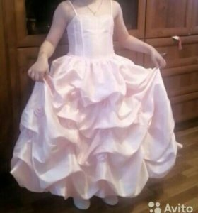 Платье на выпускной детское