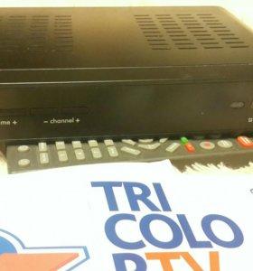 ТВ приставка Триколор