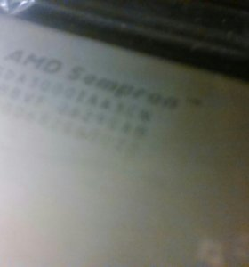Процессор AMD Sempron 3000