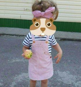 Сарафан платье дети