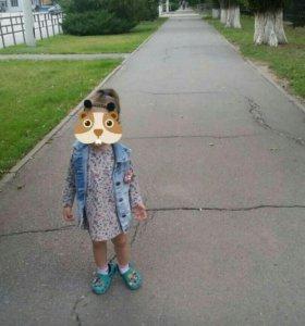 Платье дети девочки