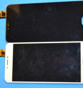 Продаются дисплеи на Meizu m3 note m681H