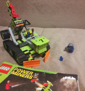 Лего power miners