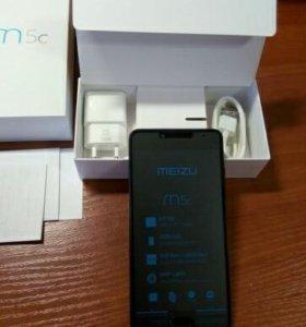 Meizu m5c(новый)