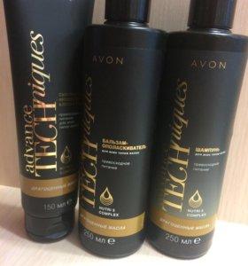 Набор для волос Avon  «Драгоценные масла»