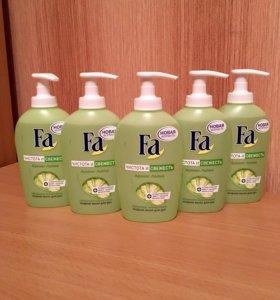 Жидкое мыло Fa 250 мл