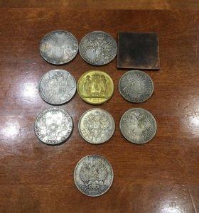 Монеты Царской России(копии)