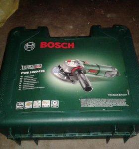 УШМ Bosch pws 1000-125