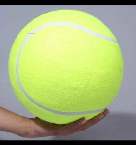 Большой теннис мяч 🎾