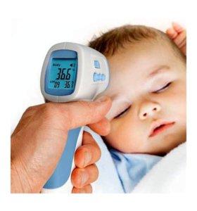 Безопасный детский бесконтактный термометр МО-573