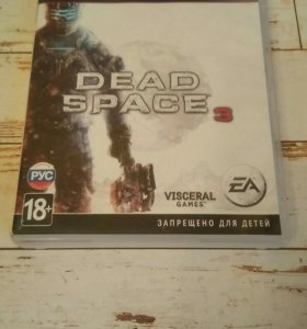 Игра для PlayStation 3 DEAD SPACE 3