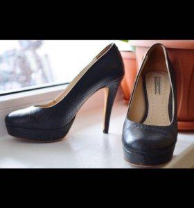 Туфли 36 р, кожа