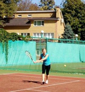 Спарринг партнер/большой теннис