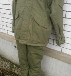 костюм грибника горка 4 водоотталкивающий