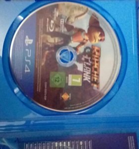 Ratchet и clank.PS4 русская.