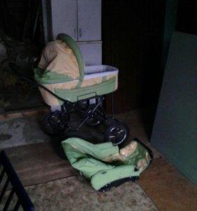 Детская коляска anmar