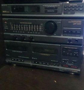 Музцентр Sony lbt v302