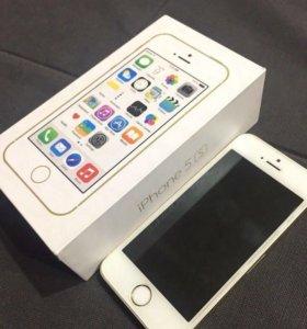 iPhone 5s Gold 16 GB (ИДЕАЛЬНОЕ СОСТОЯНИЕ)
