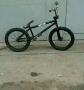 BMX WTP велосипед, Justic