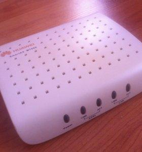 Модем ADSL Huawei SmartAX MT-880