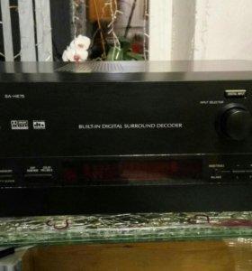 Ресивер Panasonic SA-HE75