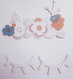 Детский декор на стену