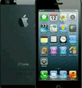 Новый iPhone5 16 gb