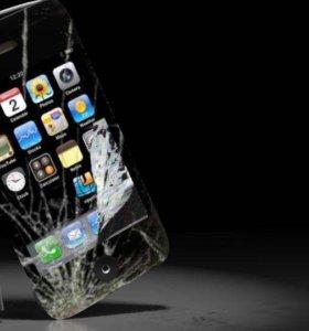 Ремонт мобильных телефонов и планшетев