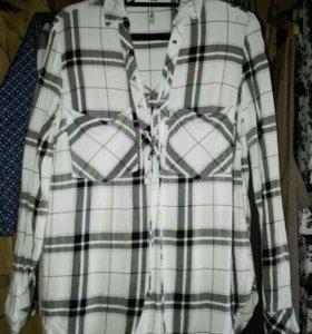 Блузки рубашка