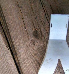 крепление зеркала салонного с датчиком света