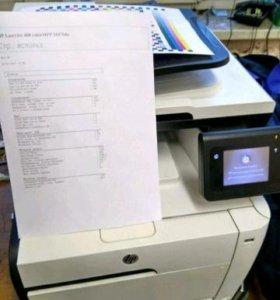 Принтер hp m475dn