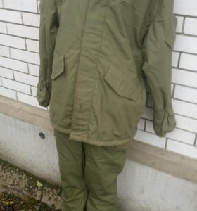 костюм грибника горка 5 утеплённый