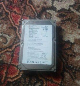 Жёсткий диск Seagate 250gb